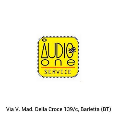 audio one barletta