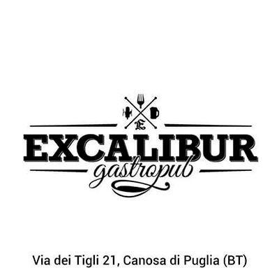 excalibur canosa