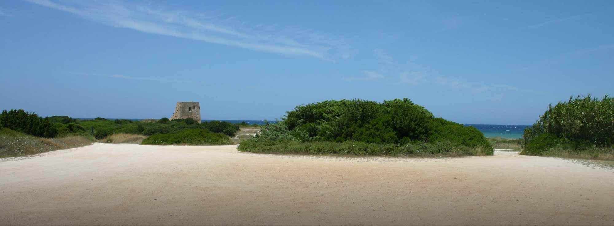 Costa da Brindisi a Torre Pozzelle