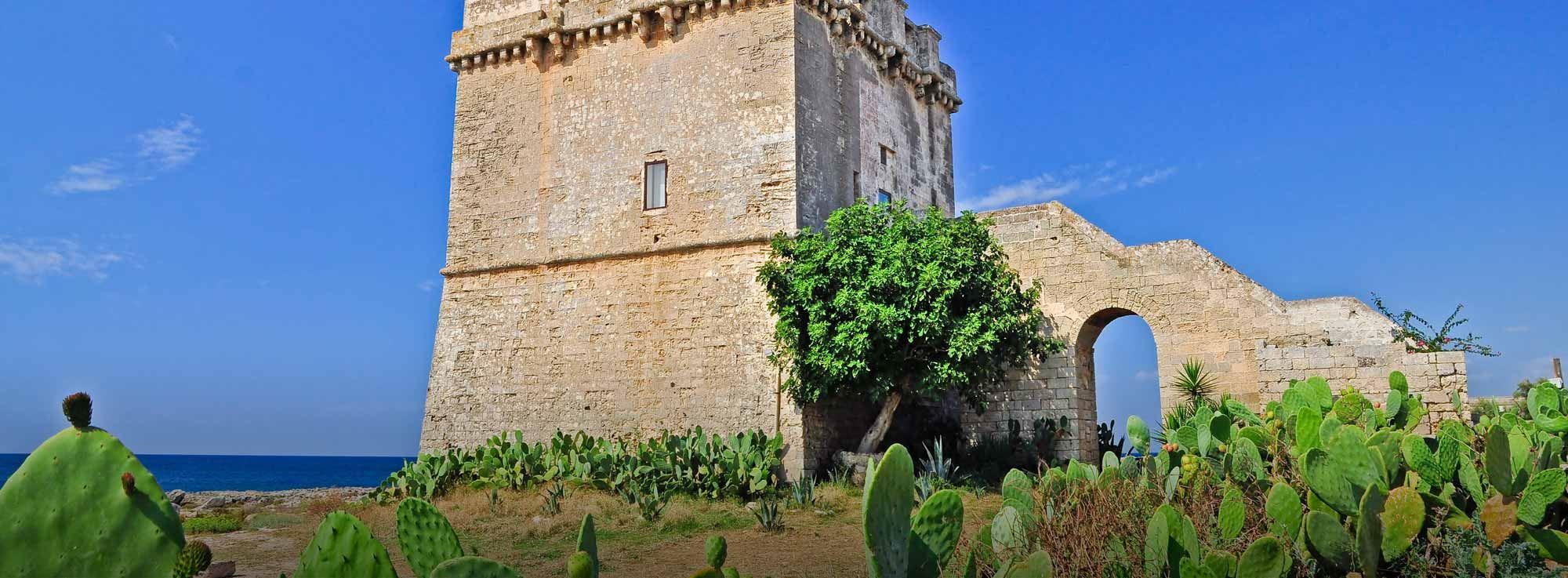 La costa da Taranto a Torre Colimena