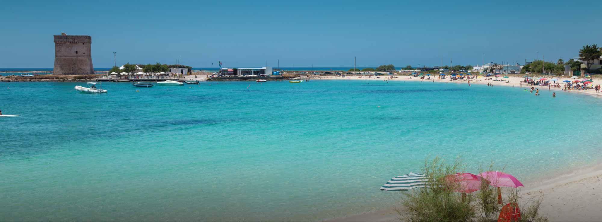 porto cesareo e area marina protetta