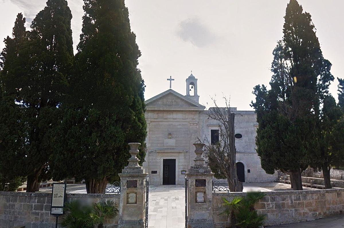Santuario della Madonna di Belvedere, importante meta di pellegrinaggio