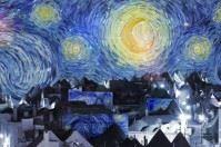 Alberobello Light Festival. I dipinti di Van Gogh proiettati sui Trulli