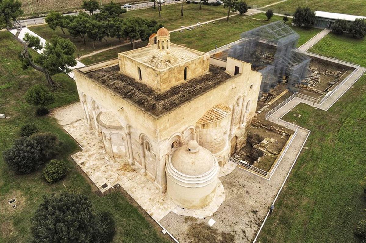 basilica santa maria maggiore di siponto