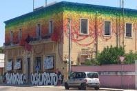Street Art, nuovo murales di Blu a Lecce