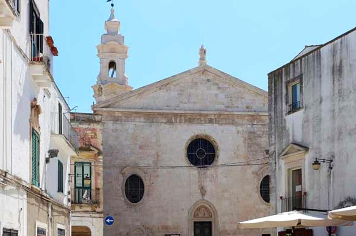 Cartina Puglia Noci.Noci Ed Il Suo Centro Storico Caratterizzato Dalle Gnostre