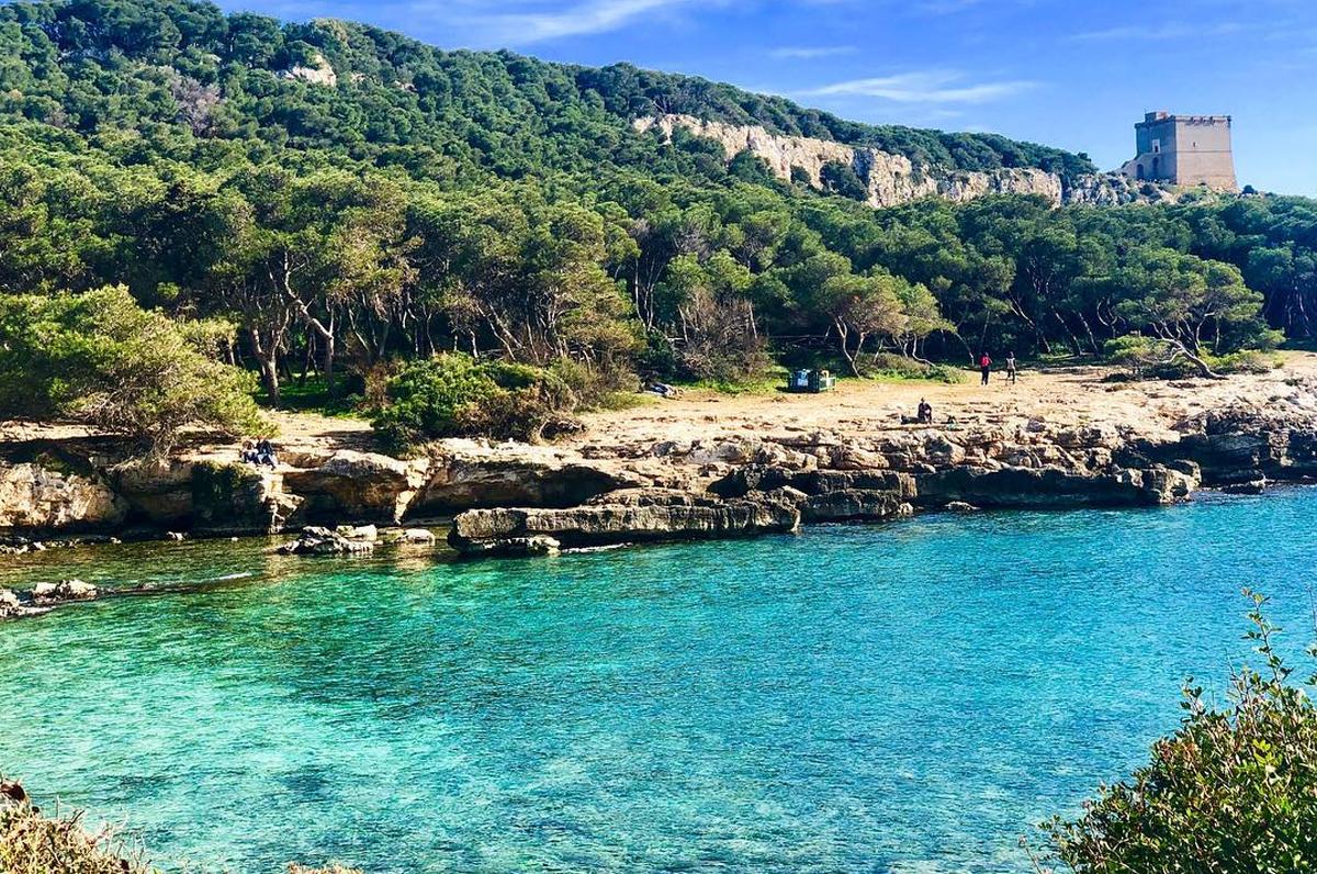 Porto Selvaggio, spiaggia incontaminata del Salento