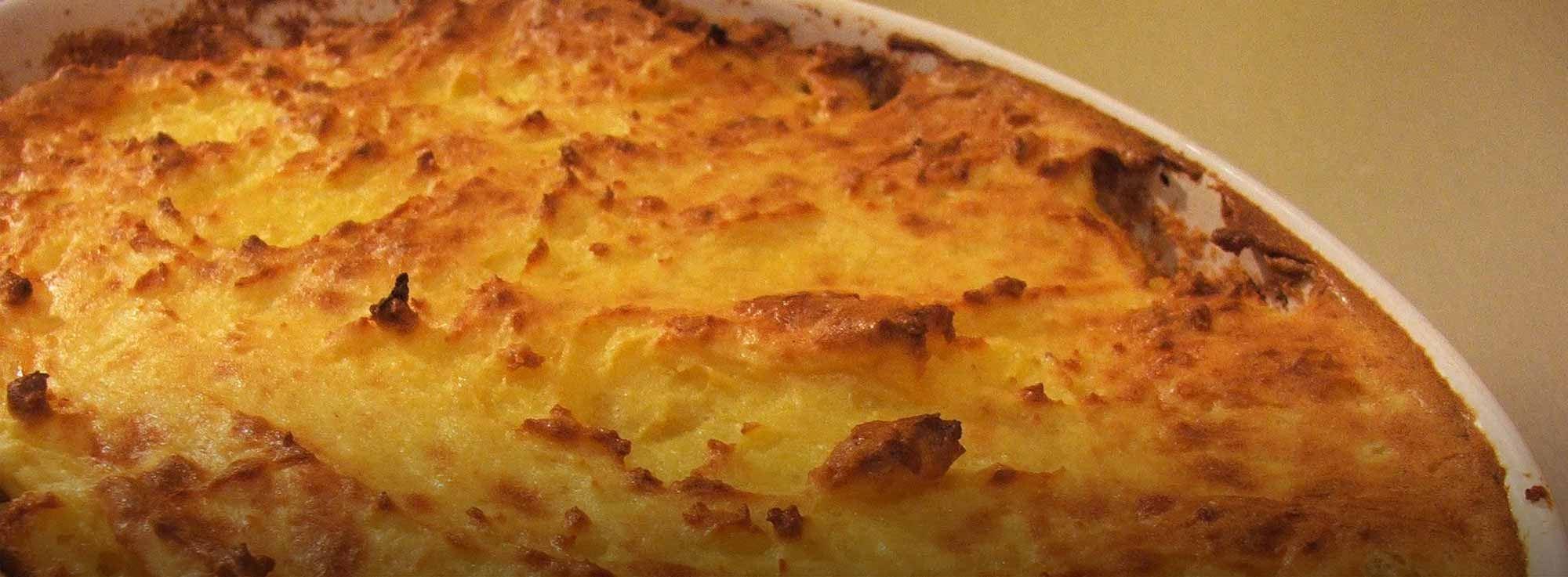 Ricetta: Spuma di patate