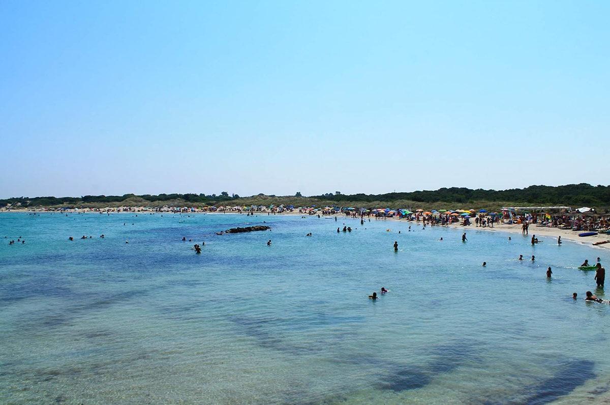 torre guaceto spiaggia
