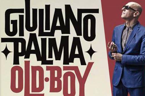 Giuliano Palma in concerto