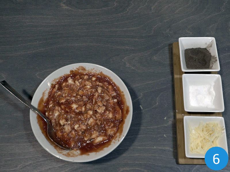 Ricetta panzerotti ripieni: ecco una delle ricette panzerotti disponibili (passaggio 6)