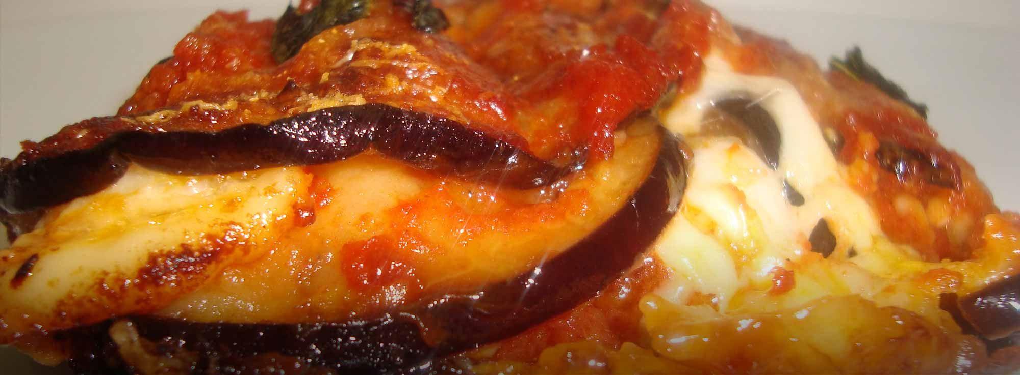 Ricetta: Parmigiana di melanzane