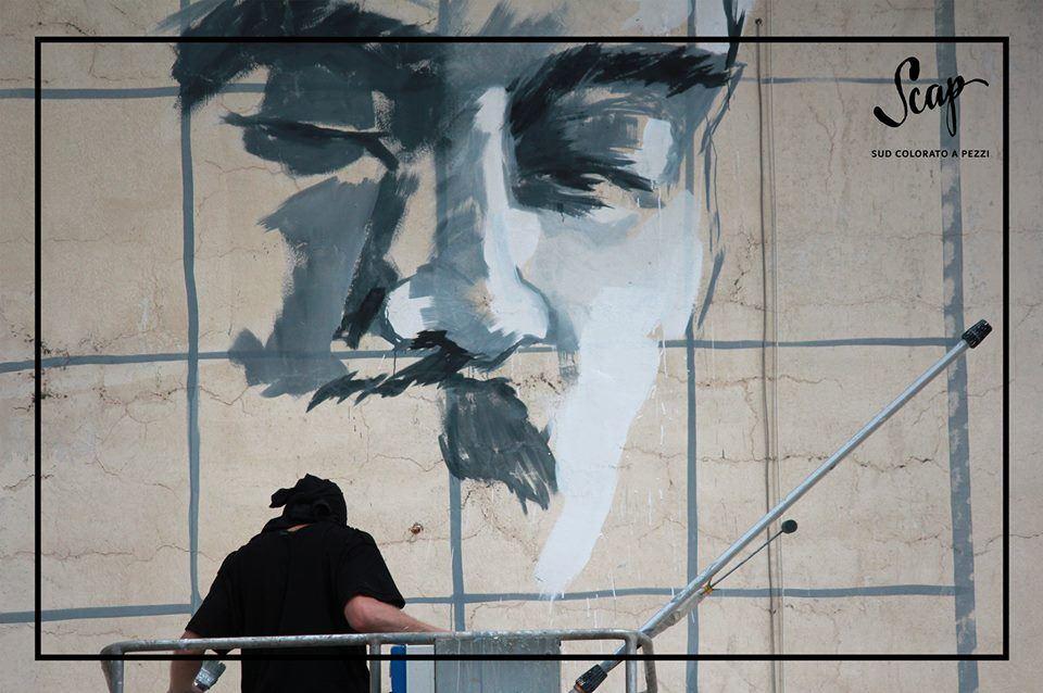 Nasce SCAP, il collettivo di street artist del nordbarese