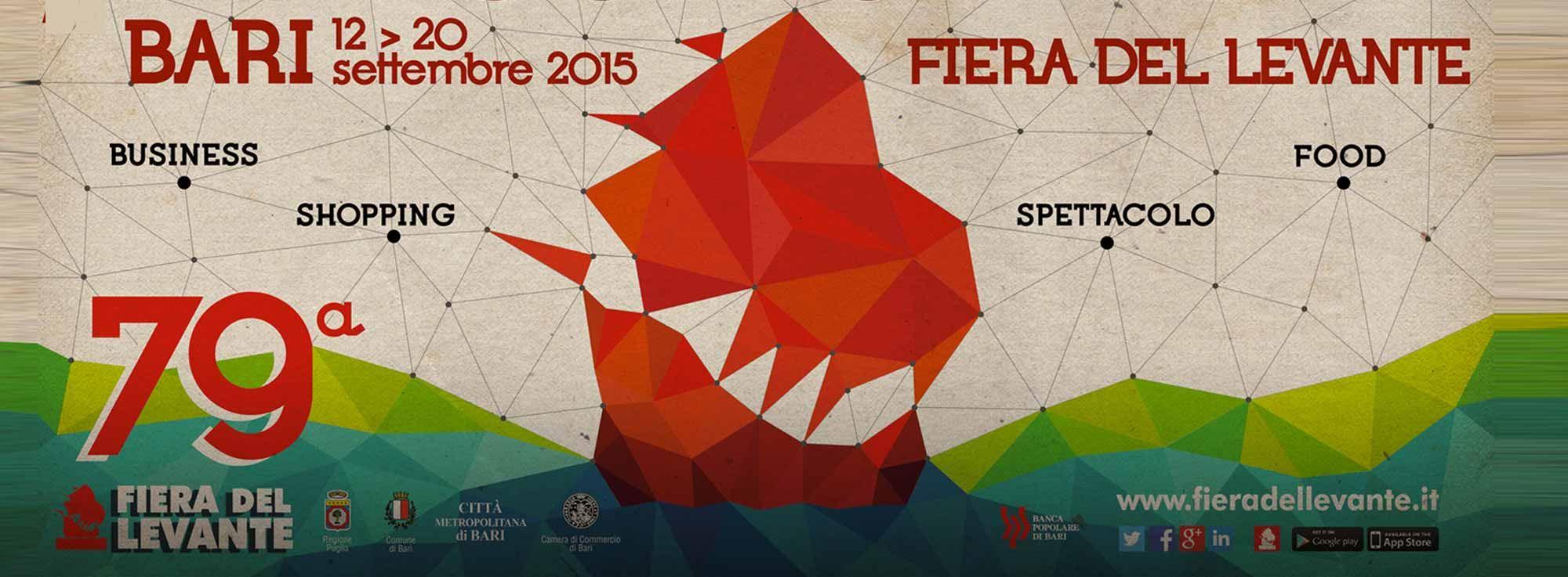 Bari: Fiera del Levante 2015