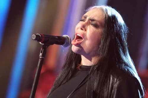 Loredana Bertè in concerto