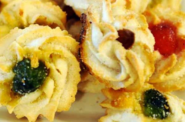 Dolci Natalizi Uccia3000.Dolci Di Pasta Di Mandorla Pasticcini Da Dessert Fragranti