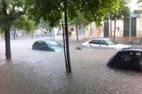 Maltempo: danni in Capitanata, allerta meteo nel Salento e Tarantino