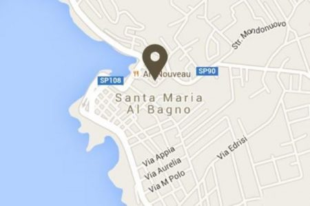 Bed and breakfast santa maria al bagno le puglia - Camera cafe santa maria al bagno ...