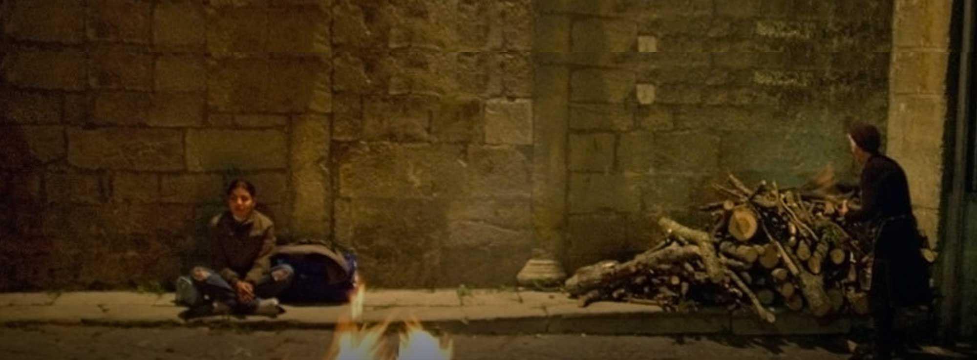 Orsara di Puglia: Festa di Fucacoste
