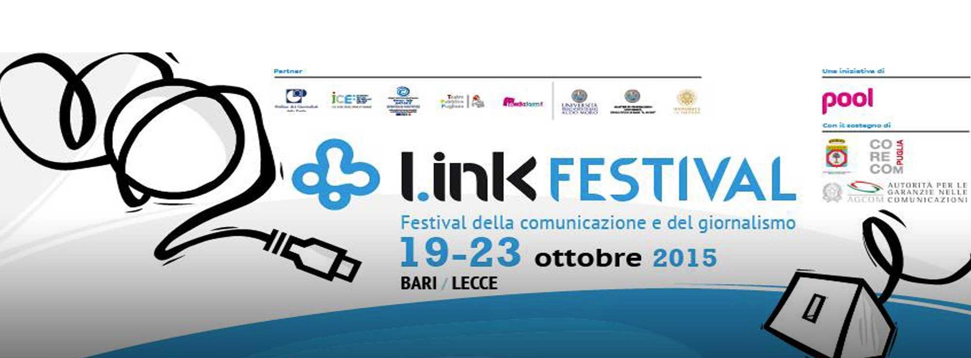 Lecce: Link Festival 2015