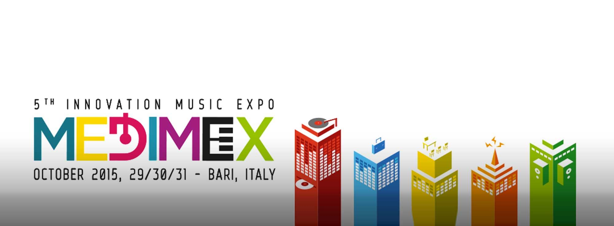 Bari: Medimex 2015