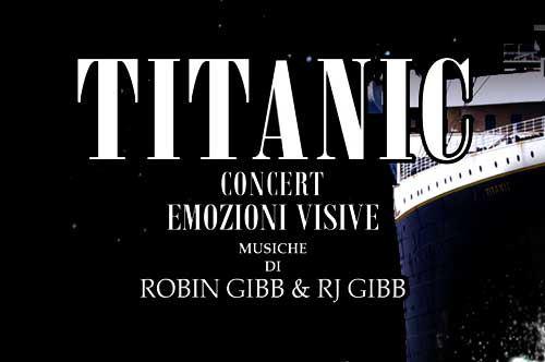 Titanic Live Concert