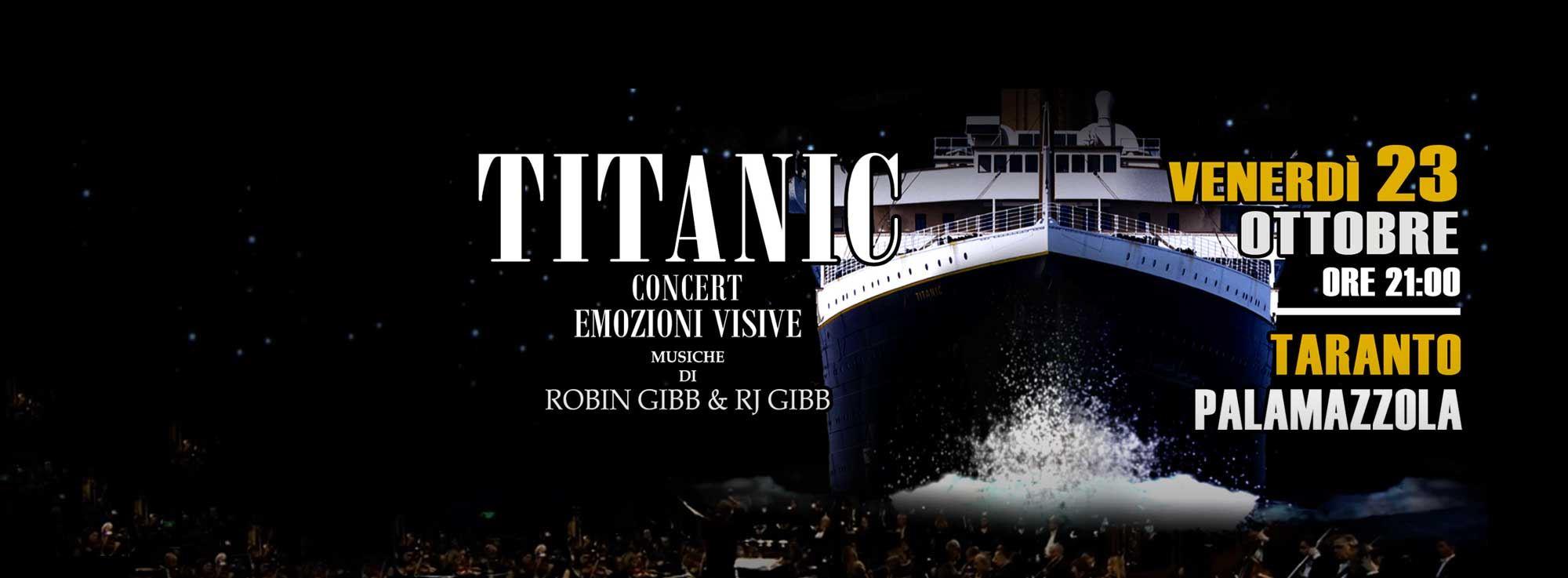 Taranto: Titanic Live Concert