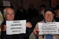 Trani, i pensionati chiedono di tornare a Villa Guastamacchia