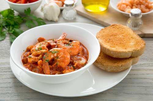 Ciambotto, zuppa di pesce alla pugliese