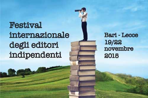 Festival internazionale degli editori indipendenti, successo made in Puglia