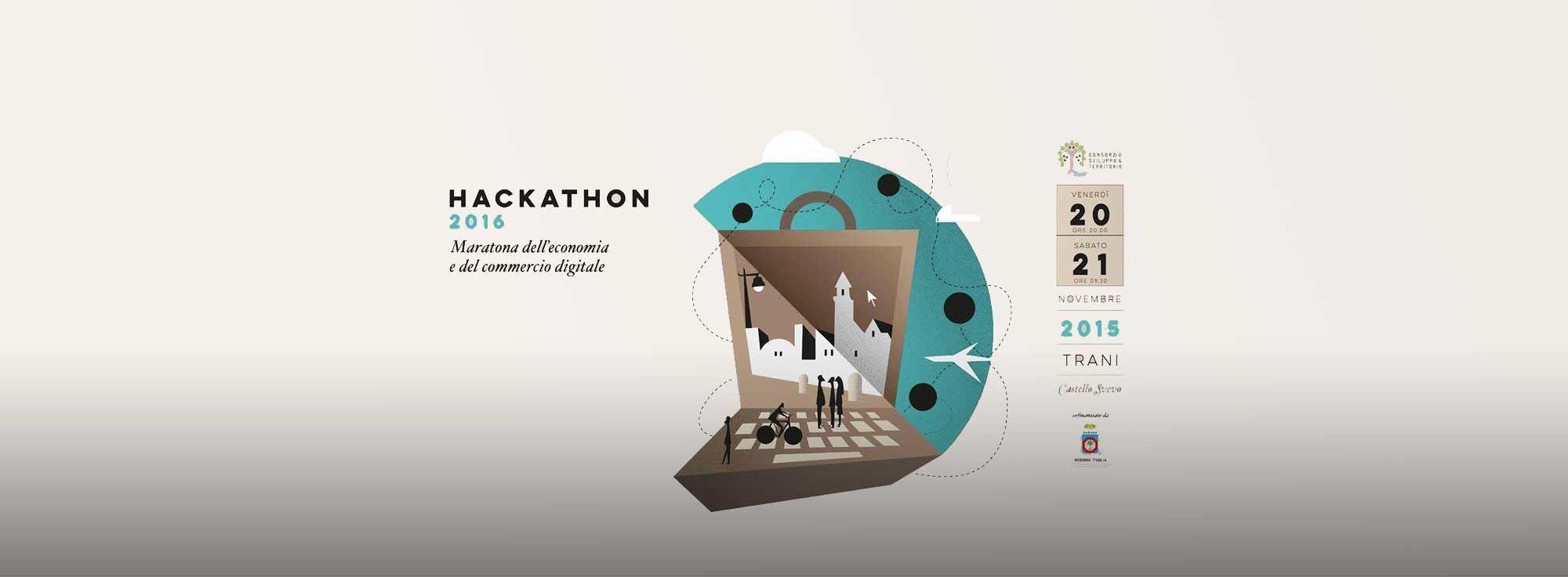 Trani: Presentazione di Hackathon 2016