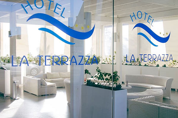 hotel laterrazza
