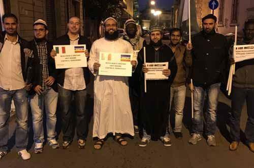 Lecce, musulmani e cattolici insieme in marcia per la pace