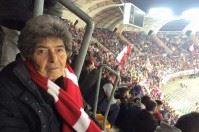 Nonna Lina, 87 anni e una vita in curva a Bari