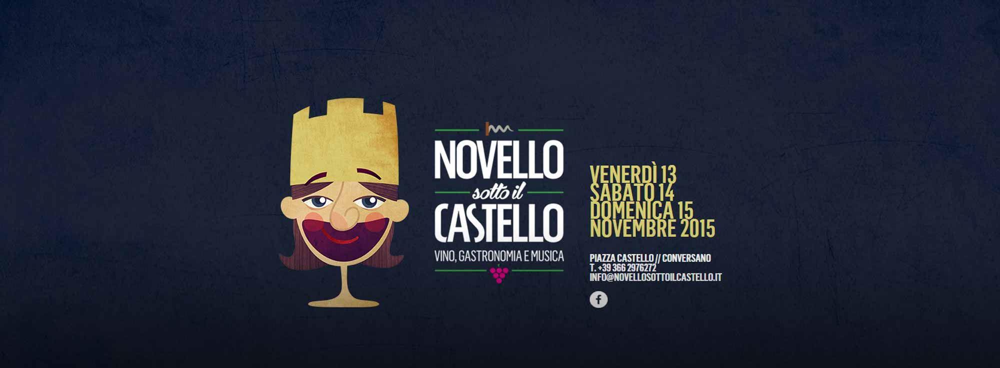 Conversano: Novello sotto il Castello