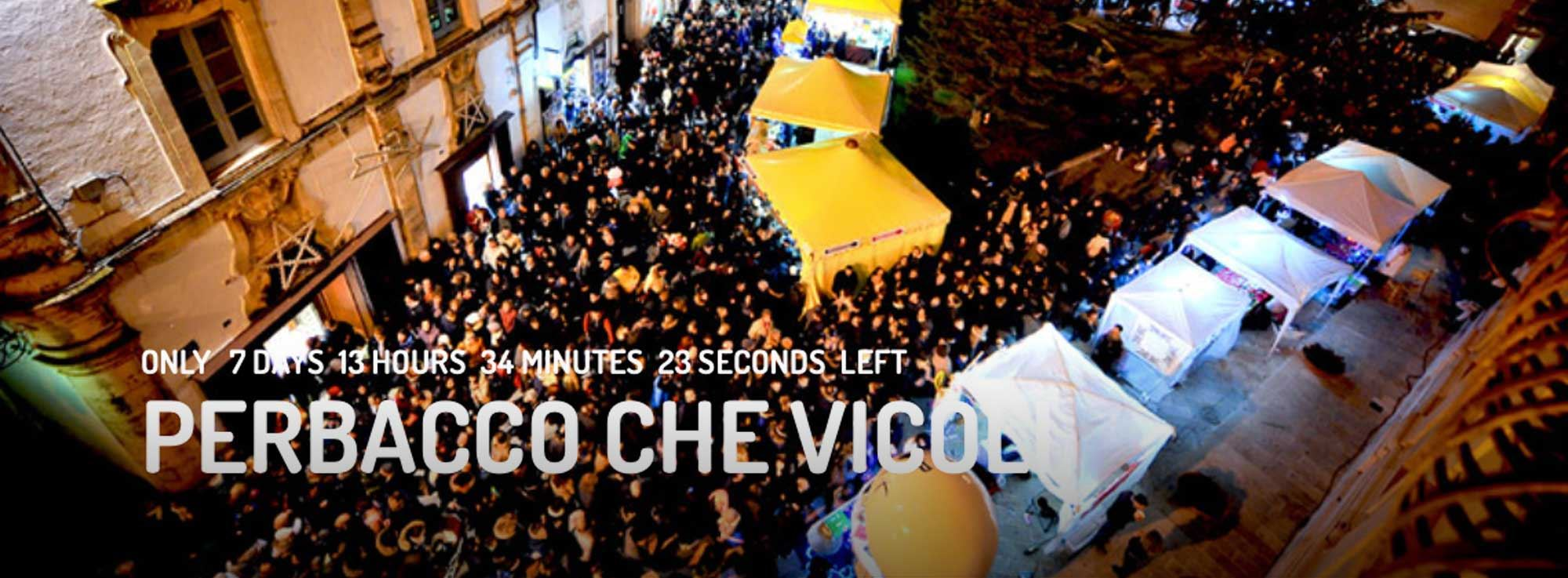 Martina Franca: PerBacco che Vicoli