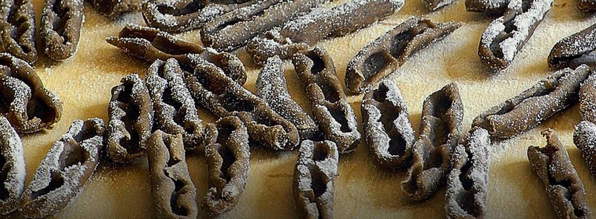 Ricetta: Cavatelli di grano arso e fagioli