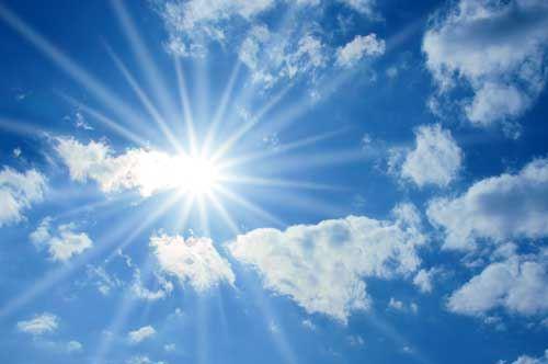 Meteo Puglia, weekend all'insegna del sole e del caldo