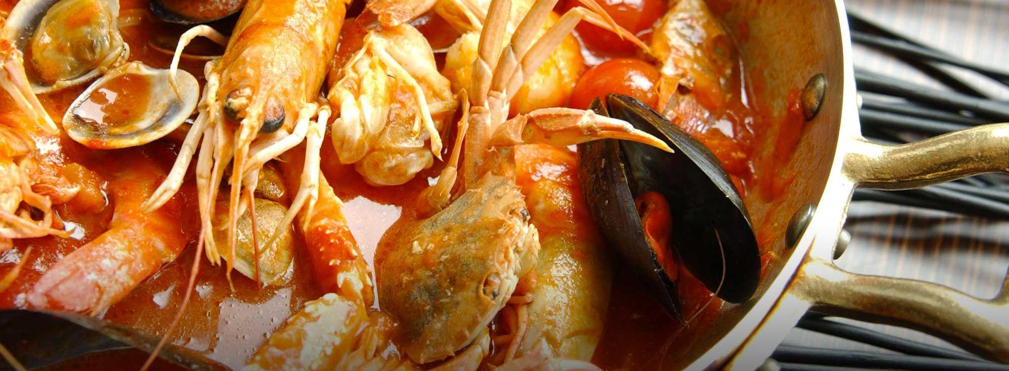 Ricetta: Ciambotto, zuppa di pesce alla pugliese