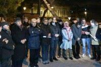 Marcia per la pace, religioni unite contro il terrorismo a Bari
