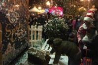 Bari, inaugurato il Villaggio di Santa Claus: al via un mese di eventi