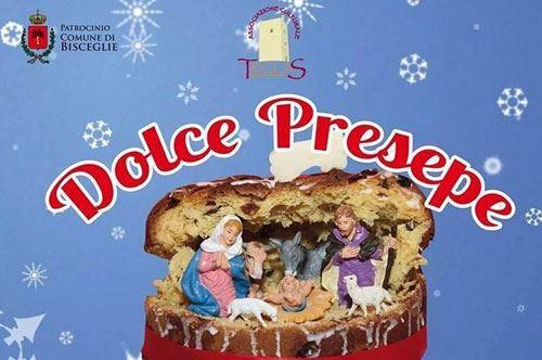 """Il presepe di marzapane è """"dolce"""" a Bisceglie: le foto"""