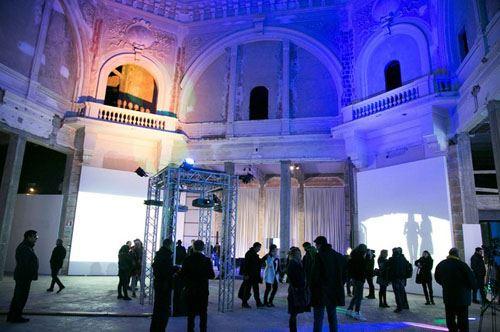 """Intramoenia Extra Art, gli scatti del decennale al """"Margherita"""""""