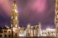 Le luci di Lecce approdano al Tg5, merito di Paolo Laku