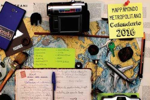 Mappamondo Metropolitano: a Bari i volti dei migranti nel calendario