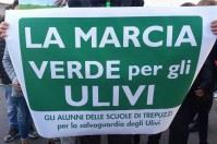 Marcia per gli Ulivi, da Trepuzzi un messaggio di pace