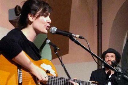 Erica Mou e Cosimo damiano Damato