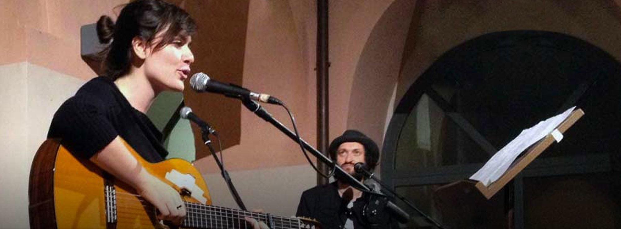 Trani: Erica Mou e Cosimo damiano Damato