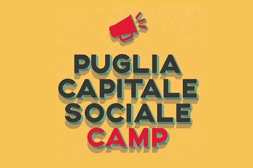 Puglia Capitale Sociale Camp, due giorni di dibattiti a Bari