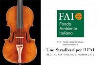 Uno Stradivari per FAI